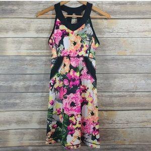 Fila floral tennis dress
